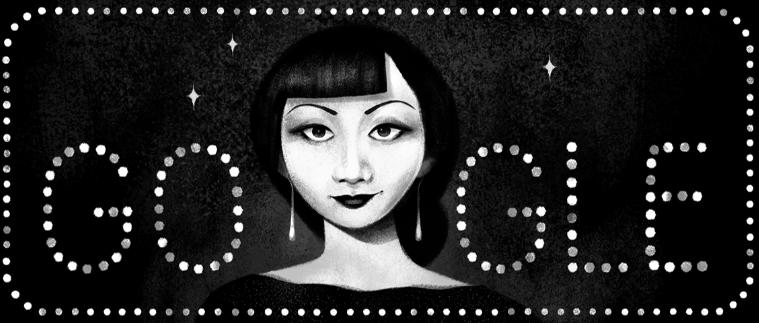 アンナ・メイ・ウォンに1/22のgoogleロゴが変更!!人種差別と戦った偉大な女優の生涯とは?