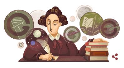 メアリー・サマヴィルに2/2のGoogleロゴが変更!!異次元の才能で女性科学者となった伝説の女性の生涯とは?