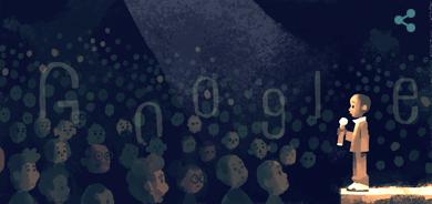 ンコシ・ジョンソンに2/4のGoogleロゴが変更!!エイズと戦った小さなヒーローの人生とは?