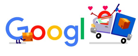 物流 コロナ 応援に4月15日のgoogleロゴが変更!!物流や配送業者に感謝を込めて!!